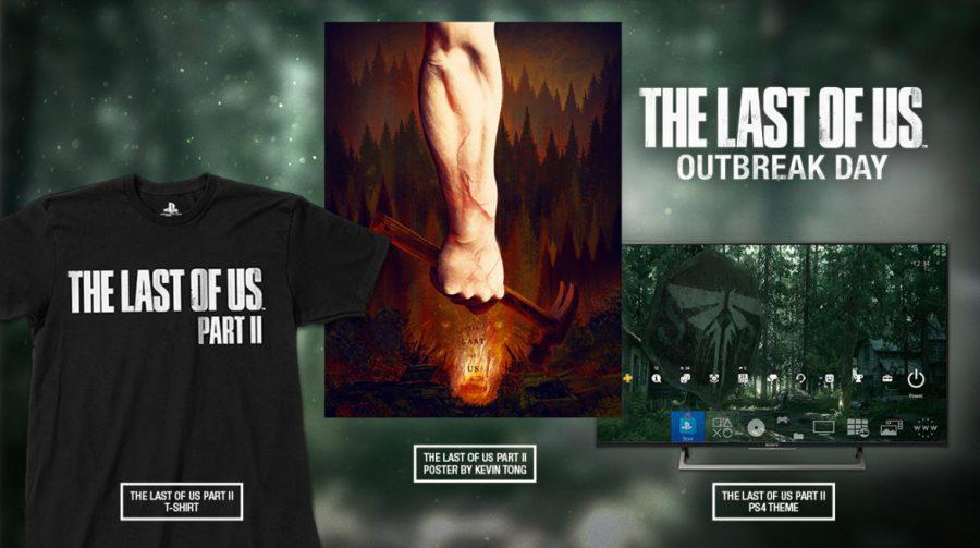 Naughty Dog anuncia tema dinâmico e poster de The Last of Us Part II