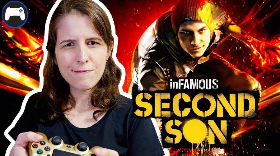 inFAMOUS: Second Son: conheça o jogo gratuito de setembro na PS Plus