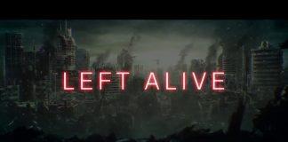 Left Alive - destacada