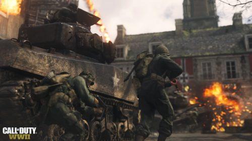 Narrativa de Call of Duty: WWII não é política, diz chefe da Sledgehammer