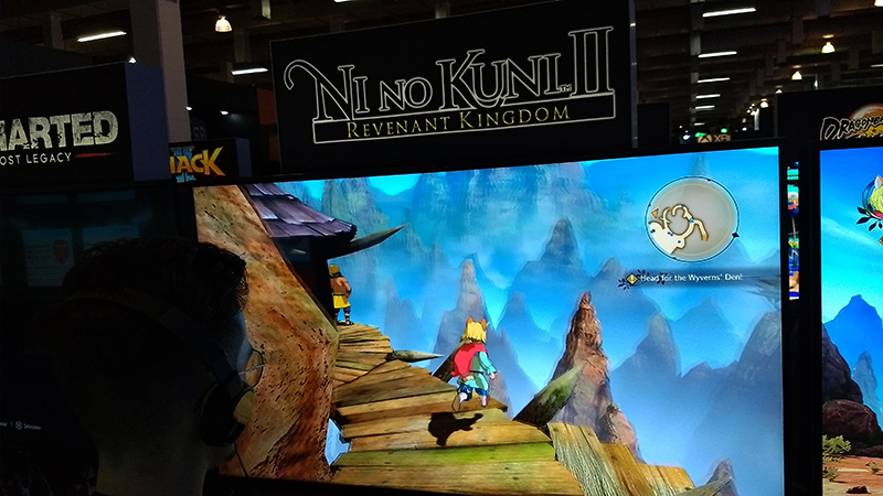 Ni No Kuni ll: Revenant Kingdom