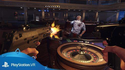 Explosivo! Blood & Truth anunciado na PGW para o PlayStation VR