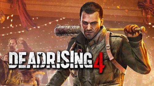 Personagens ícones da Capcom presentes em Dead Rising 4