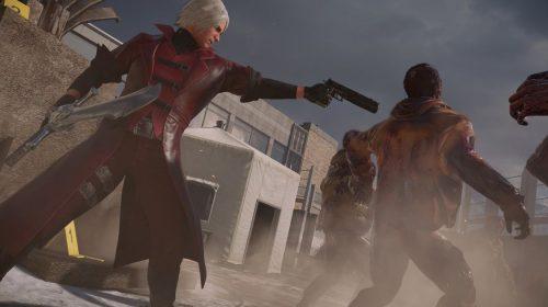 Dante, de Devil May Cry, confirmado em Dead Rising 4; Veja mais