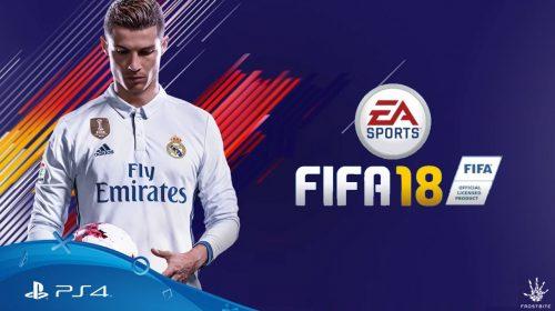 FIFA 18 vendeu 24 milhões de cópias em todo o mundo