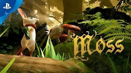 Moss, conceituado jogo de VR, recebe DEMO gratuita na PSN
