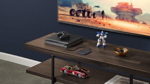 Falta espaço? Confira os 6 melhores modelos de HDs externos para PS4