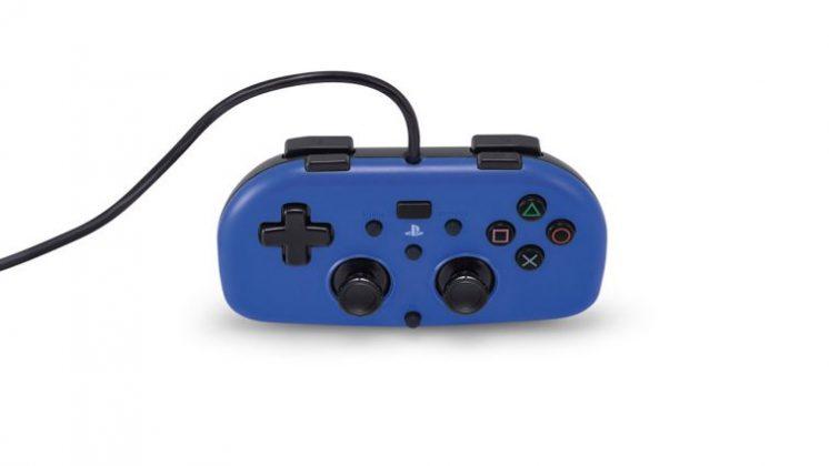 Alô criançada! Sony revela novo Mini Gamepad com fio para PS4 3