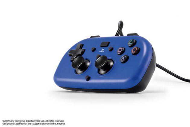Alô criançada! Sony revela novo Mini Gamepad com fio para PS4 2