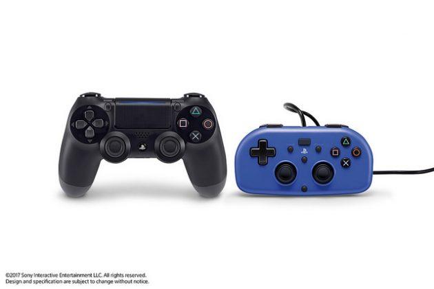 Alô criançada! Sony revela novo Mini Gamepad com fio para PS4 1