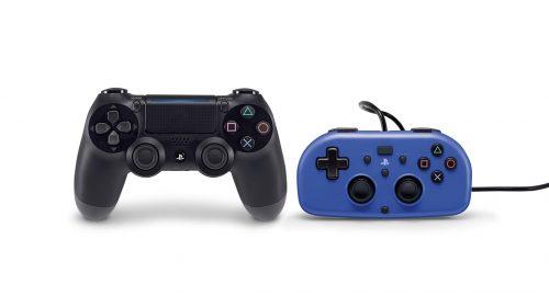 Alô criançada! Sony revela novo Mini Gamepad com fio para PS4