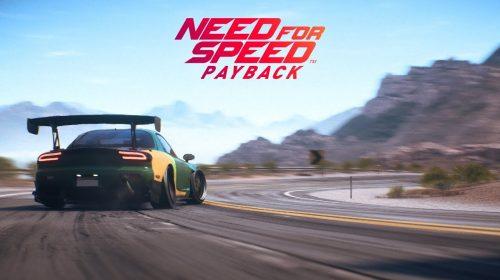 Veja: notas que Need for Speed: Payback vem recebendo