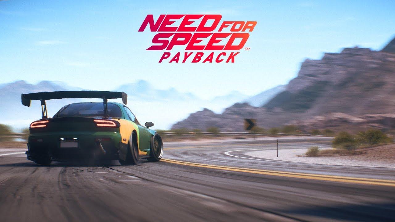 Testamos Na Bgs 2017 Need For Speed Payback Traz