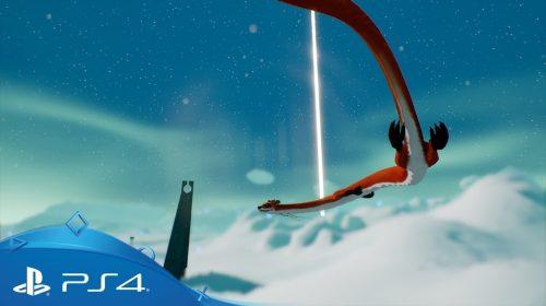 No estilo Journey, Oure é anunciado para PS4 na Paris Games Week