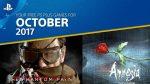 PlayStation Plus de Outubro