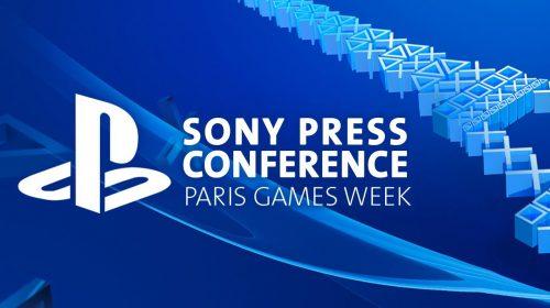 [AO VIVO] Paris Games Week: revelação de novos jogos