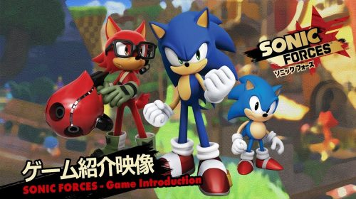 Run, Sonic, Run! Gameplay de Sonic Forces é divulgado