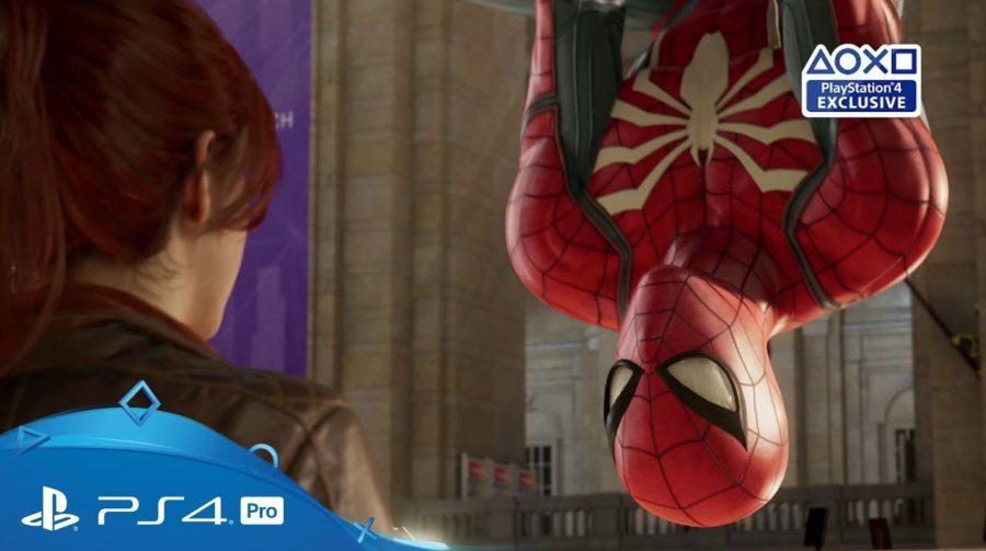 Classificação etária do jogo nos Estados Unidos traz detalhes de Spider-Man