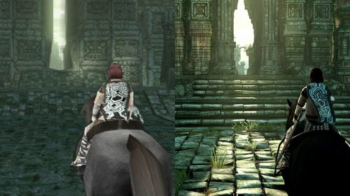 Compare: Shadow of the Colossus do PS4 vs. PS2