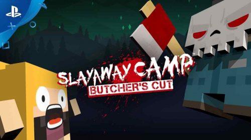 Slayaway Camp chegará ao PS4, revela estúdio; conheça