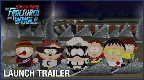 Notas que South Park: A Fenda Que Abunda Força vem recebendo