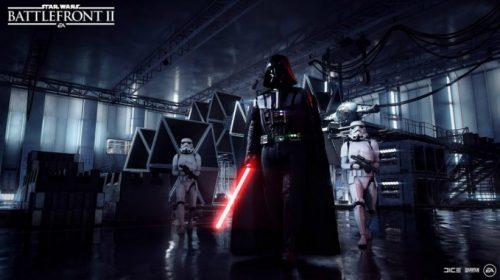 EA revela detalhes de Darth Vader em Star Wars: Battefront 2
