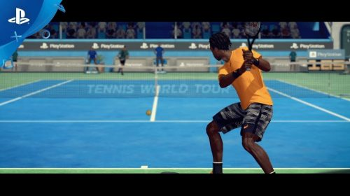 Match Point! Tennis World Tour chega ao PS4 em 2018; assista o trailer