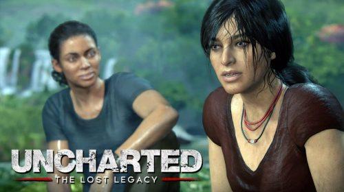 Uncharted: The Lost Legacy e A Thief's End recebem atualização; veja