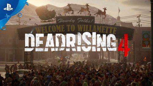 Novo trailer de Dead Rising 4 é focado nos conteúdos presentes