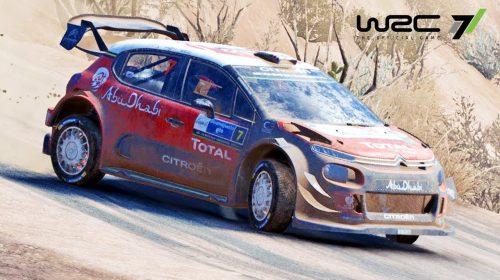 [Análise Rápida] World Rally Championship 7: Vale a Pena?