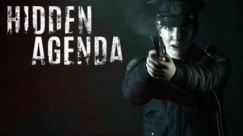 Hidden Agenda: trailer de lançamento explica mais da proposta