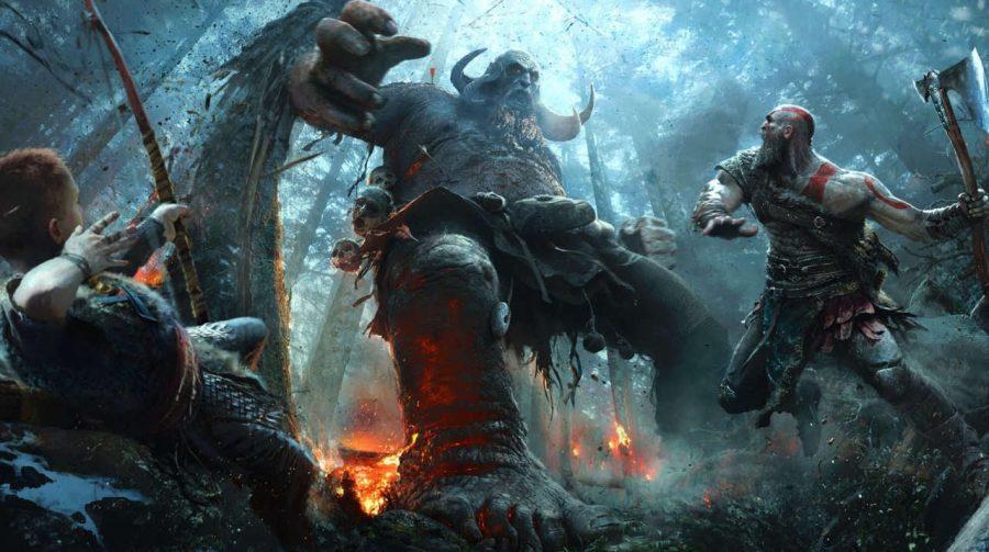 Classificação etária de God of War revela detalhes inéditos; saiba mais