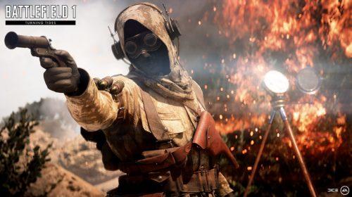 Próxima expansão de Battlefield 1, Turning Tides, chega em dezembro; sabia mais