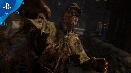 Novo modo Zombies disponível para Call of Duty: World War II