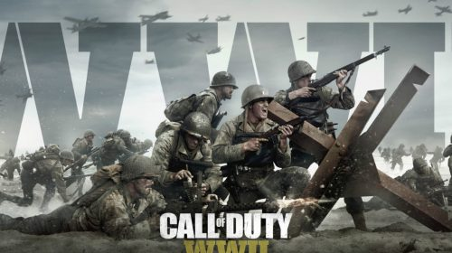 Call of Duty: WW 2 foi jogo de maior receita em 2017 nos consoles