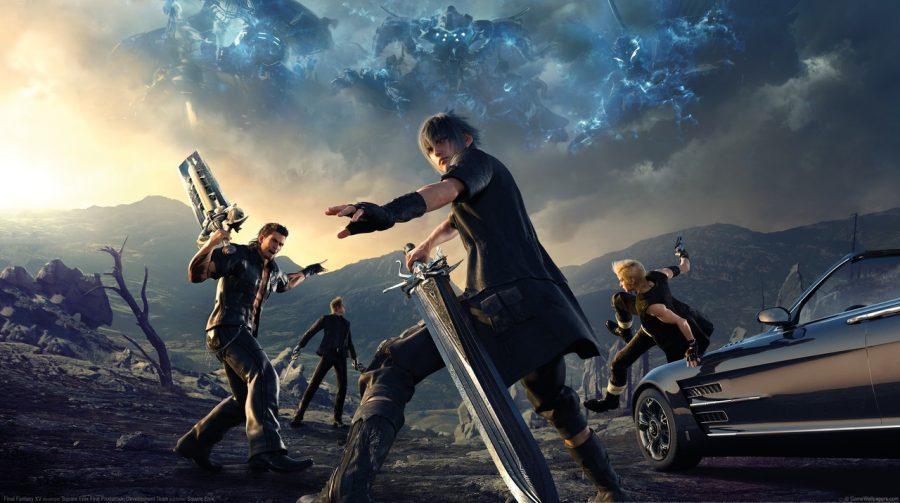 Final Fantasy XV é o jogo que