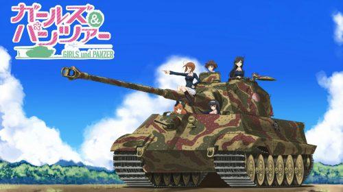 Exclusivo de PlayStation 4, Girls und Panzer chegará no início de 2018