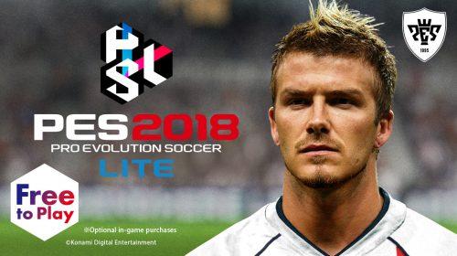 Konami lança versão grátis do PES 2018 na PSN; conheça