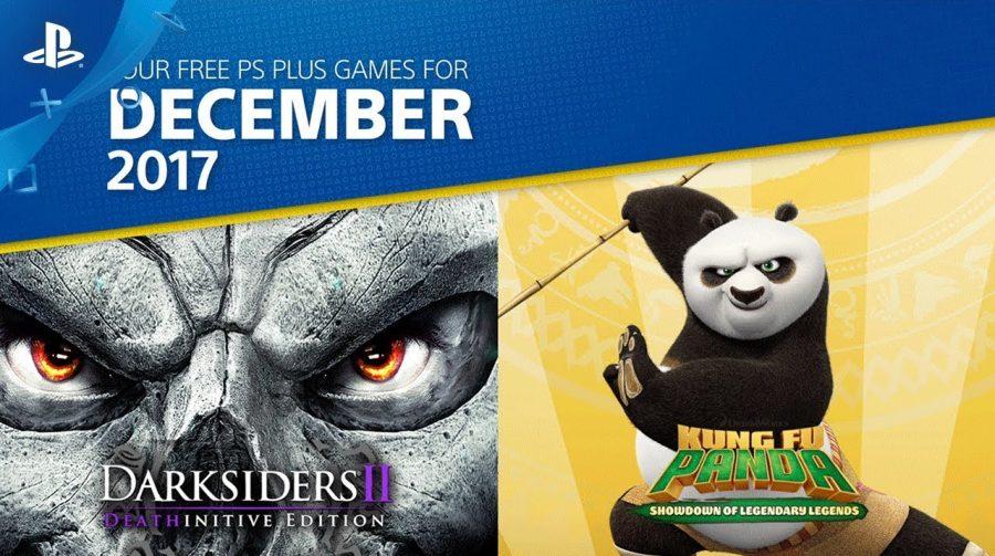[Oficial] PlayStation Plus Dezembro de 2017