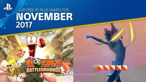 [Análises] Conheça os Jogos da PlayStation Plus de Novembro