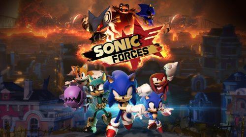 Sonic Forces chega hoje (7) ao PS4; Veja trailer de lançamento