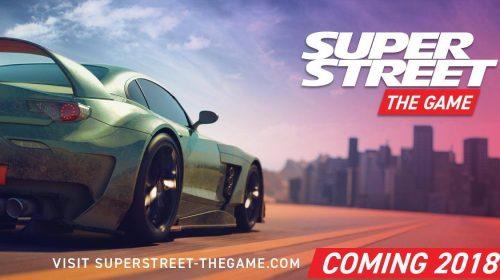 Super Street The Game é anunciado para PS4 e promete rachas intensos