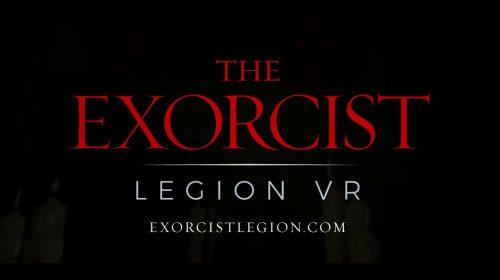 Apavorante! The Exorcist: Legion VR é anunciado para PlayStation VR