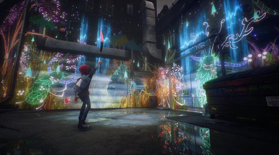 [PSX] Concrete Genie recebe mais um bonito gameplay