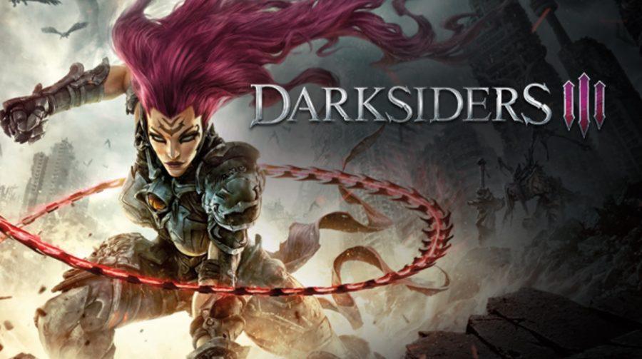 THQ Nordic revela novo gameplay de Darksiders 3; veja Fury em ação!