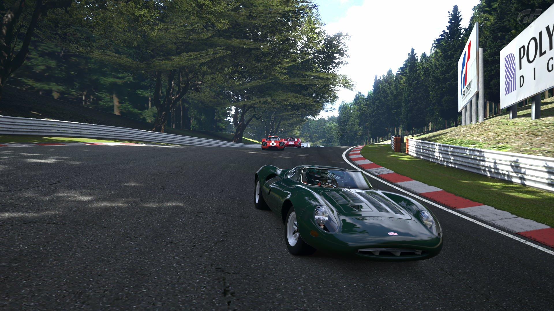 Pistas clássicas podem chegar ao Gran Turismo Sport, diz produtor
