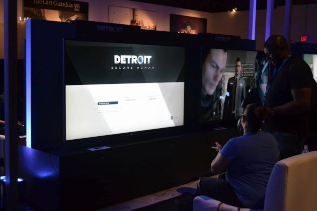 [Testamos na PSX] Nova demo de Detroit impressiona ainda mais 1