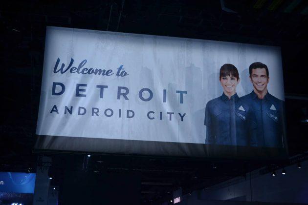 [Testamos na PSX] Nova demo de Detroit impressiona ainda mais 2
