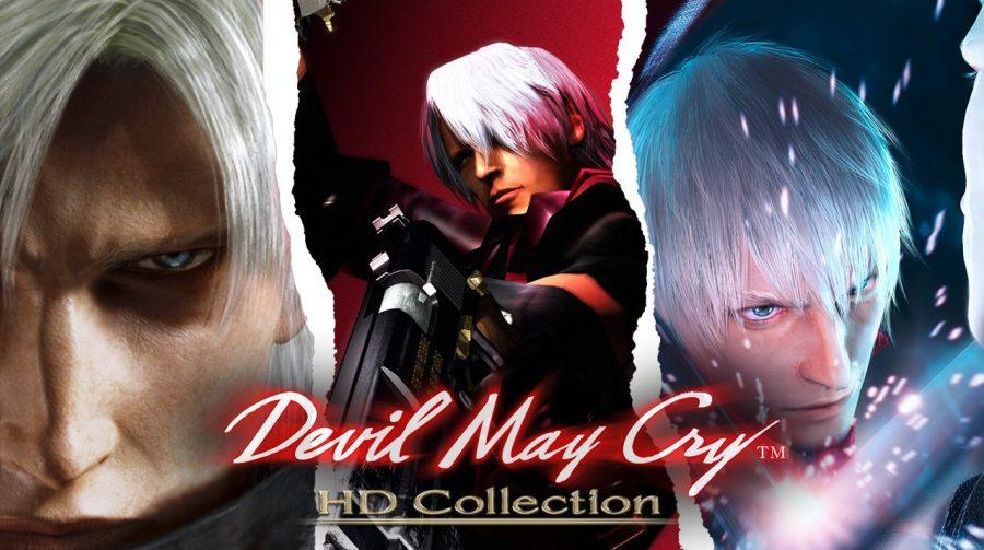 Capcom anuncia Devil May Cry HD Collection para PS4