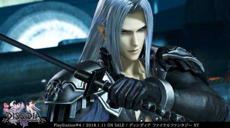 Novo trailer de Dissidia Final Fantasy NT revela vilões clássicos